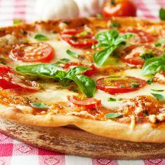 Rostban gazdag, teljes kiőrlésű pizza tészta recept.