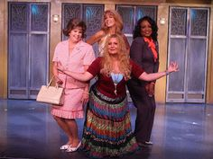 Times Square Gossip: MENOPAUSE THE MUSICAL @ JERSEY BERGEN PAC
