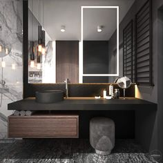 4 Mighty Tips AND Tricks: Contemporary Decor Pieces contemporary furniture window seats.Contemporary Interior Home contemporary decor pieces. Modern Bathroom Design, Contemporary Bathrooms, Bathroom Interior Design, Contemporary Interior, Contemporary Building, Contemporary Cottage, Interior Work, Contemporary Apartment, Contemporary Wallpaper