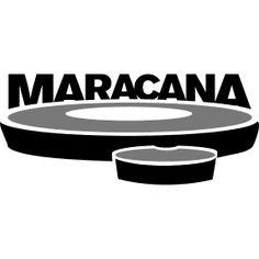 Maracana in Rio de Janeiro - Das Maracana in Rio de Janeiro geh�rt zu den gr��ten Fu�ballstadion der Welt.