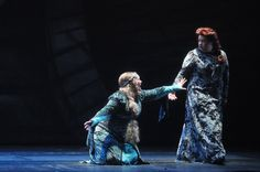 Catherine Hunold and Amber Wagner in Tristan und Isolde Tristan Und Isolde, Opera House, New York, Singer, Concert, Amber, New York City, Recital, Singers