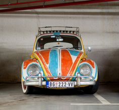 """Volkswagen Käfer """"Mum, look what I found, can I keep it? Please?"""" KB"""
