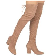 New Stylish Women Winter Over The Knee Boots Thin High Heels Boots Sexy 2019 Tan Knee High Boots, Over The Knee Boot Outfit, Tan Boots, High Heel Boots, Heeled Boots, High Heels, Stilettos, High Socks, Shoe Boots