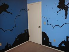 just kate: Peter Pan Room
