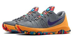 7845a053433a Nike KD 8 Prince Georges Release Date. This Multicolor Nike KD 8 Prince  Georges is a reference to Kevin Durant s home county. The Prince Georges KD  8