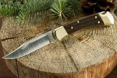 Key West Knife Works - Buck Knives® 110 Folding Hunter® Knife, $47.95 (http://www.keywestknifeworks.com/buck-knives-110-folding-hunter-knife/)