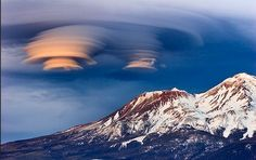 The mysteries and legends of Mount Shasta | Earth. We are one