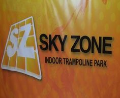 Sky Zone Indoor Trampoline Park Open in Seaview Square Mall: Giveaway | Macaroni Kid has your chance to enter inside to win a family four pack of tickets for a Free 30 Minute Open Jump Session