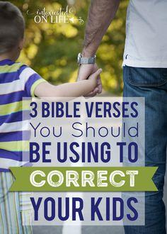 3 Bible Verses You S