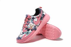 Nike Roshe Run Pink Womens Shoes Outlet SalesTianair.com