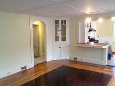 Renovated interior, refinished floors.  477 North Main Street