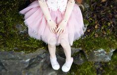 Porcelain Doll, Bjd Dolls, Ball Jointed Dolls, Tulle, Fashion, Moda, Fashion Styles, Tutu, Fashion Illustrations