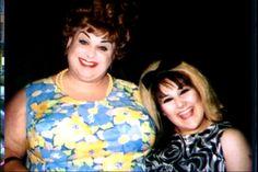 Ricki Lake as Tracy Turnblad  Divine as Edna Turnblad #hairspray