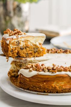 This Is the World's Best Carrot Cake