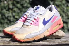Nike Air Max WMNS Concord OG Vintage 1990