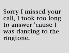 I KNOW YOU ALL DO IT... and Possibly SING as well...LOL