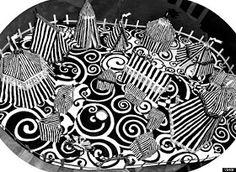 circles of circles of cirque de reves