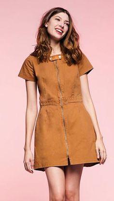 Copper Peg Dress – Loup