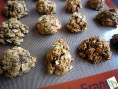 Protein Coconut Zucchini Cookies with Chocolate Chunks! | Britt's Blurbs