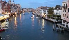 Veneza e os Canais