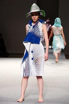 Shota Kinpara Bunka Fashion Graduate University F/W 2011