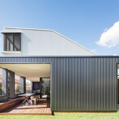 Photo Gallery | COLORBOND® steel Georgina Wilson, Lisa Cohen, Shale Grey, Corrugated Roofing, Native Design, Photographic Studio, House Roof, Cladding, Photo Galleries