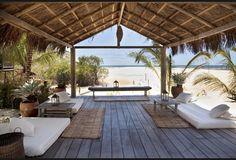AFAR.com Highlight: Rustic Modernism, casual luxury | Uxua Casa Hotel & Spa Praça São João Batista Trancoso, Porto Seguro - State of Bahia, 45818-000, Brazil