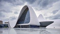 Eydar aliyev Center – Baku, Azerbaidjan, Zaha hadid – Fabrice Fouillet Photographie