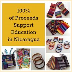 Spanish Playground supports education initiatives in Nicaragua. Join us and get a little Christmas shopping done early! http://spanishplayground.net/educational-products-crafts-latin-america/