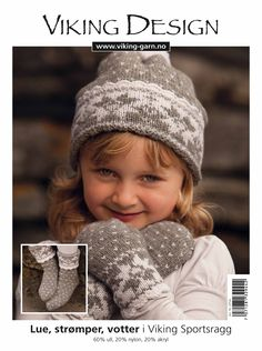 Viking Kits Lue/Strømper/Votter - Viking of Norway