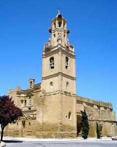 Zaragoza Ejea de los Caballeros - Iglesia de Santa Maria de la Corona