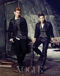 TVXQ...men's styling