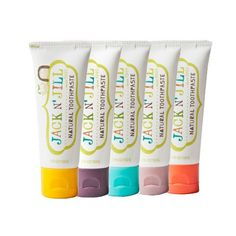 Jack n' Jill All Natural Toothpaste! The only baby toothpaste that rates a on EWG's database! All Natural Toothpaste, Organic Toothpaste, Kids Toothpaste, Jack And Jill, Natural Baby, Natural Kids, Happy Baby, Baby Boutique, Organic Baby