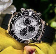 fc3e103e792  Watches  photography  justaboutwatches Rolex Daytona White