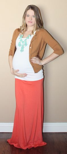 Plus size maternity clothes in store