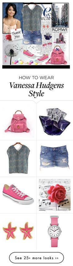 """""""romwe peacock top"""" by lovee39 on Polyvore"""