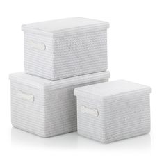 Korb-Set Rimossa im Kela Online Shop Diy Storage, Storage Boxes, Tissue Holders, Facial Tissue, Decorative Boxes, Material Pp, Home Decor, Boxes, Home Kitchens