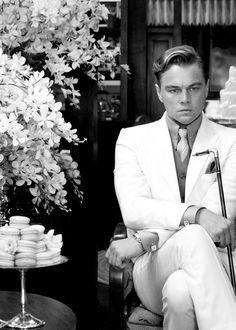 The Great Gatsby The Great Gatsby 2013, Great Gatsby Party, Leonardo Dicaprio Great Gatsby, 1920s Aesthetic, Jay Gatsby, 1920 Gatsby, Sharp Dressed Man, Gentleman, Men Dress