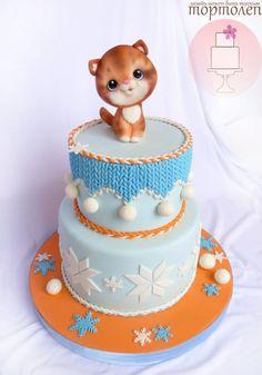 kitten by Alina Vaganova Cakes Cake Decorating Daily