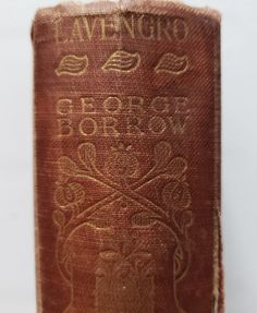 Lavengro - The Scholar, the Gipsy, the Priest (The World's Classics, No. LXVI) - Rare by JCMNATURALREMEDIES on Etsy Father's Day Specials, Beauty First, Leicester Square, Colorful Socks, Book Collection, Antique Items, Priest, See Picture, The Borrowers