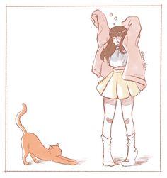 Fruits Basket Anime, Otaku, Cute Anime Pics, Cartoon Shows, Pics Art, Aesthetic Anime, Cute Art, Art Reference, Chibi