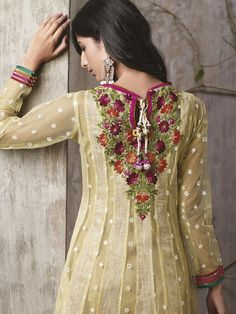 Indian Elegant suit http://www.khushrang.com
