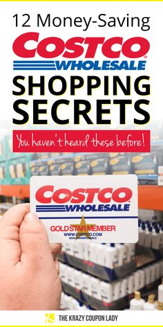 Does Costco really have the best prices? Are there ways to avoid membership fees? What are the worst buys in the store? And what about those Costco coupons? Check out our tips then watch our Costc. Costco Savings, Costco Coupons, Grocery Savings Tips, Costco Shopping, Shopping Hacks, Store Hacks, Grocery Store, Money Saving Tips, Money Savers