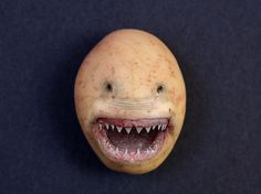 I just don't know. Beast or Deformed potato