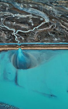 11 | Photographer Edward Burtynsky Captures The Horror And Beauty In Our Relationship With Water | Co.Create | creativity + culture + commer...