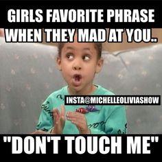Michelle and Olivia Parody. So true