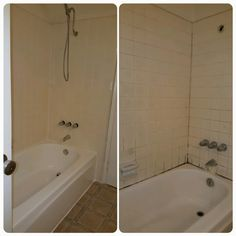 Charming Bathtub Reglazing With Tile Restoration And Plumbing Services Gives Your  Bathroom Fixtures A Complete Makeover For