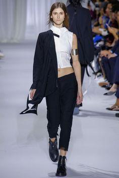 Ann Demeulemeester Spring/Summer 2017 Ready-To-Wear Collection   British Vogue