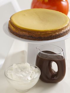 Pumpkin Cheesecake with Bourbon Spiked Cream Recipe : Emeril Lagasse : Recipes : Food Network