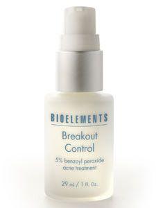 Bioelements INC- Breakout Control 1 fl oz